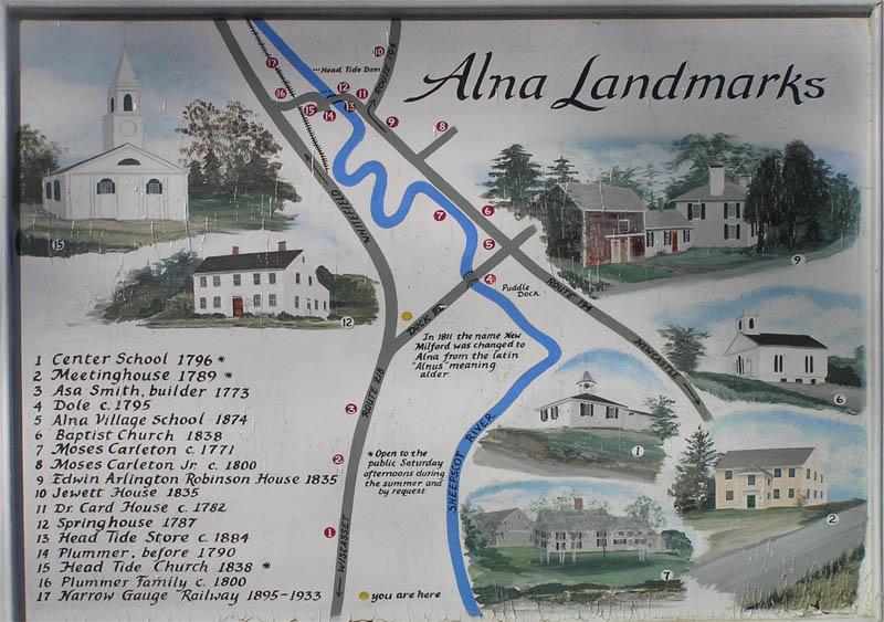 Spend The Day In Historic Alna